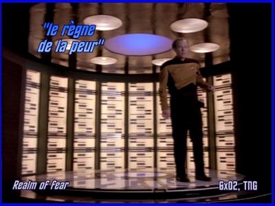 6- 2 : Le règne de la peur (Realm of Fear) 6x0210