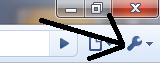 Изчистване на кеш паметта на браузъра Chrome10