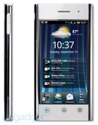 Dell Enters The Smartphone Market with Lightning, Thunder, Flash, Smoke and More Dell-f10