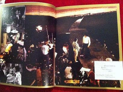 """Quelques photos du livret du coffret """"VISION"""" 610"""