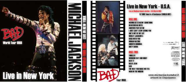 Live in New York 1988 Bad_to10