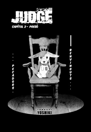 [Manga] Judge 2 Judge-10