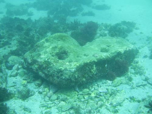 Anclas fenicios alrededor de la Isla de las Palomas 52662_10