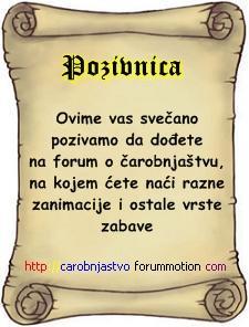 Reklame našeg foruma Poziv411