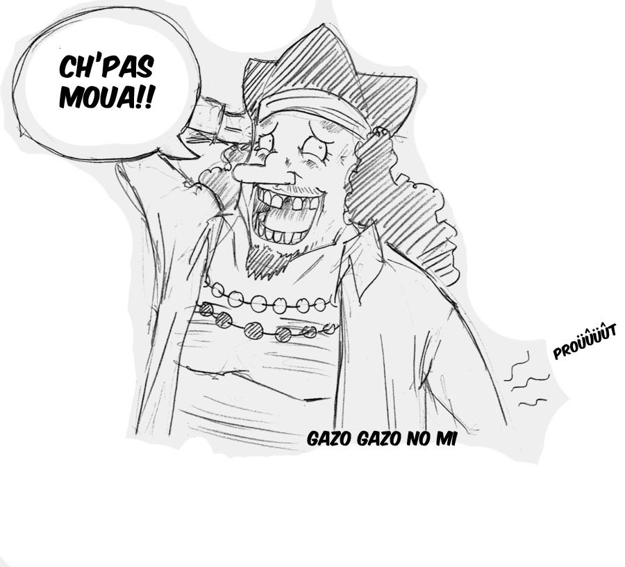 Battle dessin One Piece ( les dessins ) Battle11