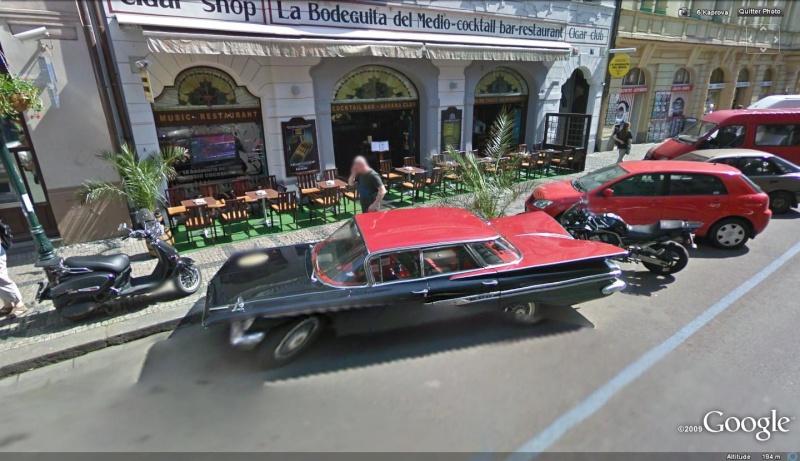 STREET VIEW : belles voitures (Monde) - Page 8 A_prag11