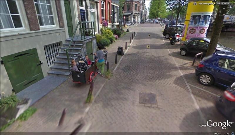 STREET VIEW : triporteurs et autres véhicules à pédales  - Page 2 Amster10