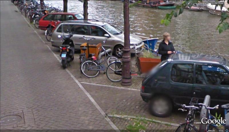 STREET VIEW : triporteurs et autres véhicules à pédales  - Page 2 Amster11