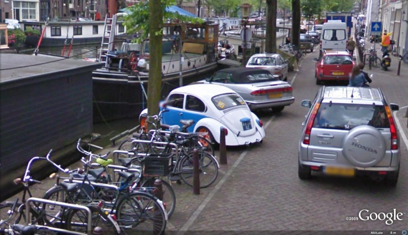 STREET VIEW : Les coccinelles Amster14
