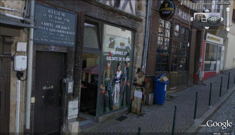 STREET VIEW : les façades de magasins (France) Club_d10