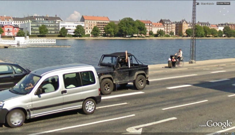 STREET VIEW : un coucou à la Google car  - Page 6 Copenh10