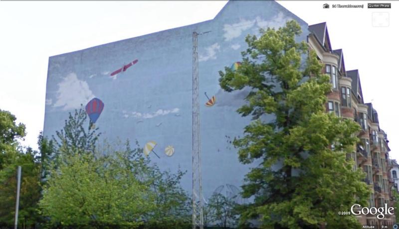 STREET VIEW : les fresques murales - MONDE (hors France) - Page 4 Copenh11