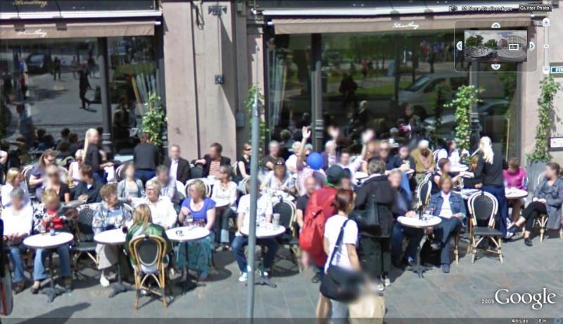 STREET VIEW : un coucou à la Google car  - Page 6 Helsin10