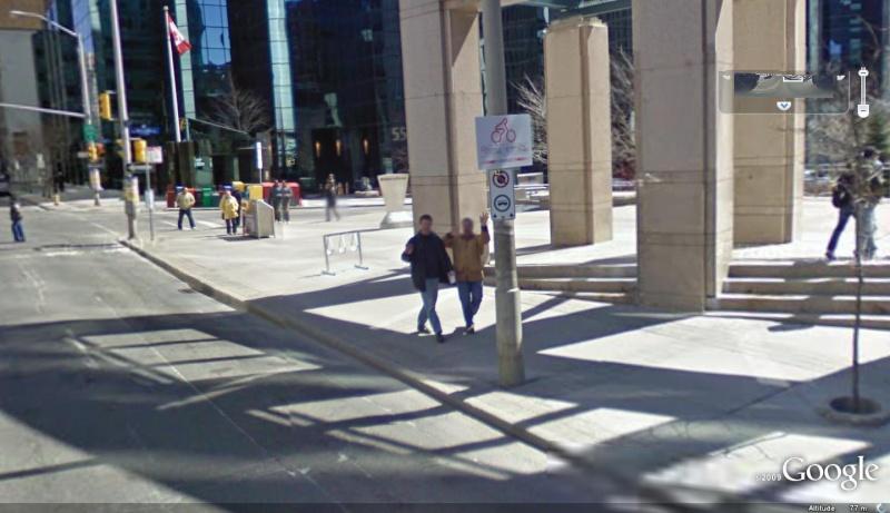 STREET VIEW : un coucou à la Google car  - Page 6 Ottawa10