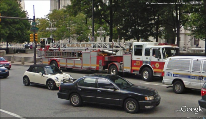 STREET VIEW : les camions de pompiers  - Page 3 Philad10