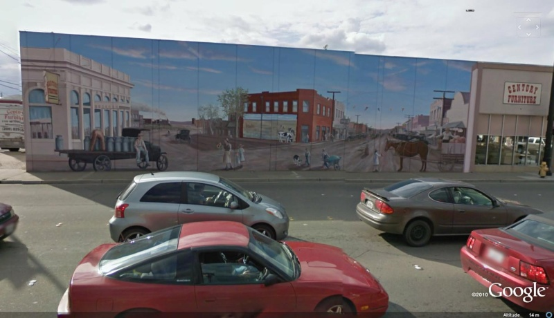 STREET VIEW : les fresques murales - MONDE (hors France) - Page 4 Usa11