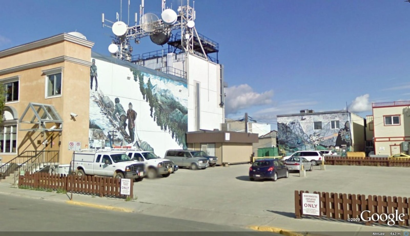 STREET VIEW : les fresques murales - MONDE (hors France) - Page 4 Yukon_10