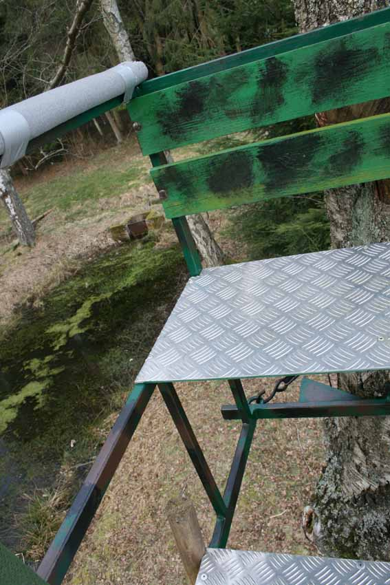 construction de miradors et postes d'affût Img_5814