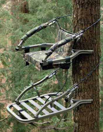 construction de miradors et postes d'affût Tree-s10
