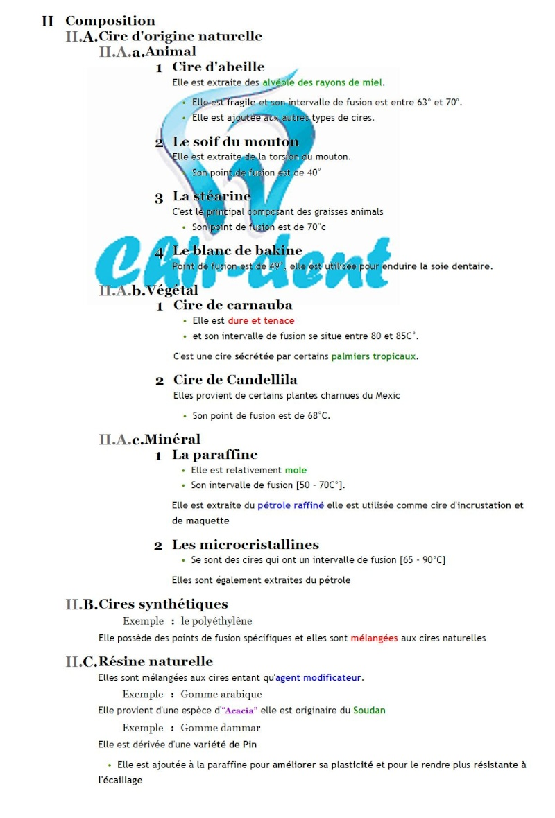 1 - La cire La_cir11