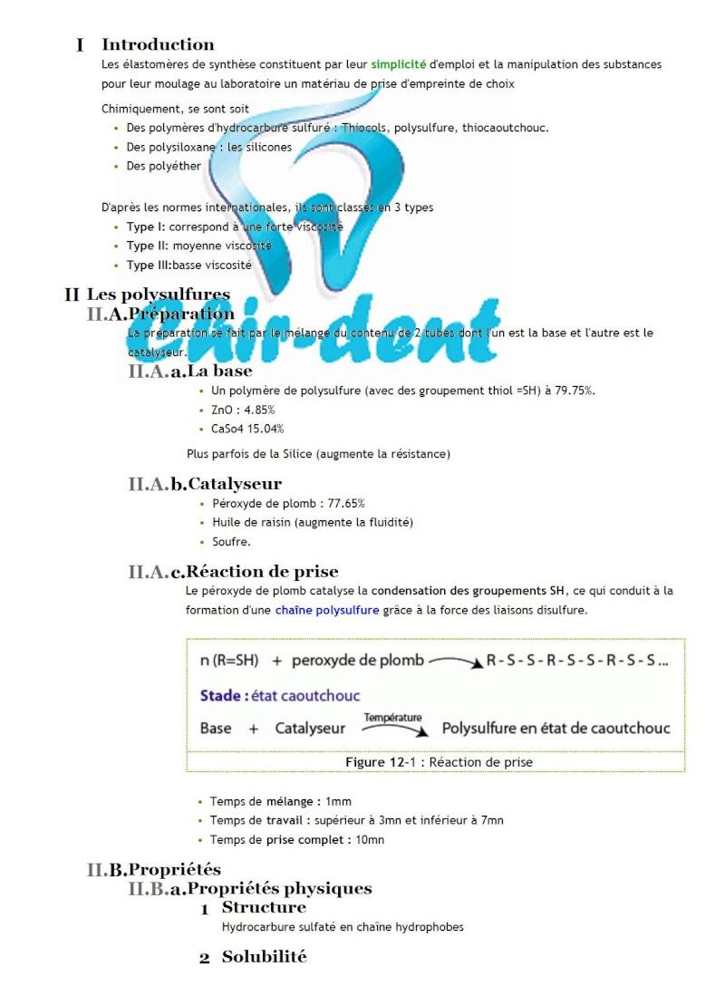 8 - Les élastomères de synthèse Les_al17