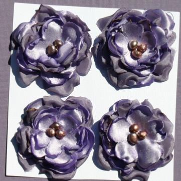 Satin Flowers Mauve_10