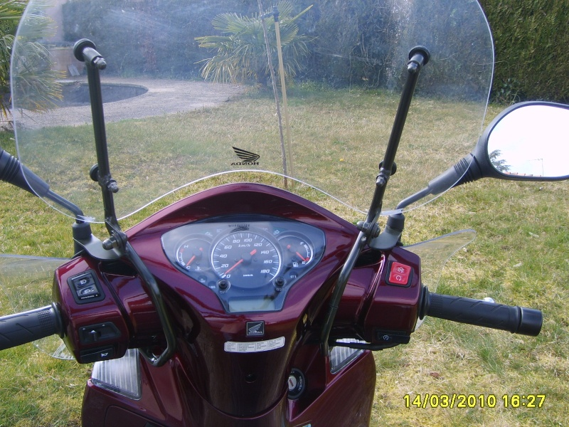 pare-brise   Honda S5004921