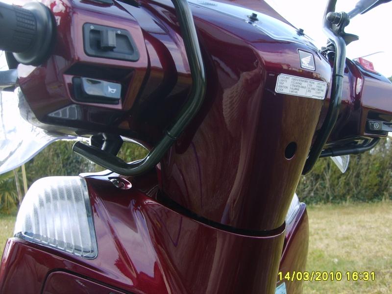 pare-brise   Honda S5004925