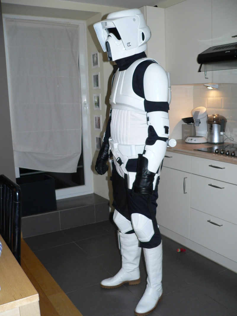 Costume scout trooper P1110017