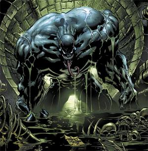 Keitaro Nakamura [dark arts teacher] Venom11