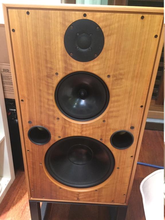 Harbeth M40 loudspeakers (Sold) Img_5318