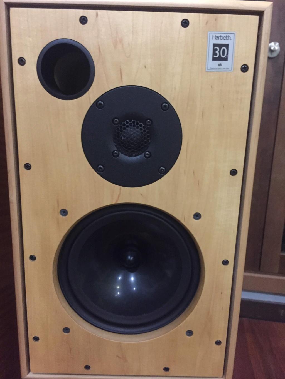 Harbeth M30.1 Speakers (Closed) Img_5415