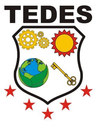 TROPA ELITE DE DESARROLLO SOCIAL TEDES Logote12