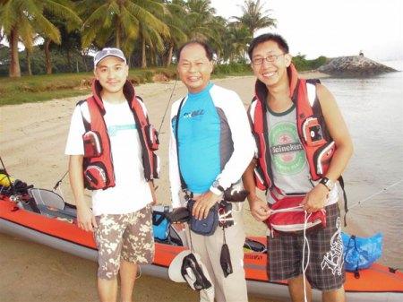 18/08/09 - Pasir Ris Beach Agents10