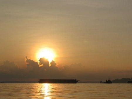 18/08/09 - Pasir Ris Beach Dawn10