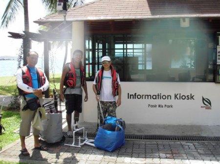 18/08/09 - Pasir Ris Beach Wheref10