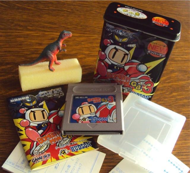 Ma p'tite collec Game Boy / Nintendo / SNK / ARCADE.. [MAJ mai 2013] Bomber10