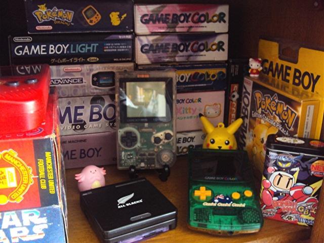 Ma p'tite collec Game Boy / Nintendo / SNK / ARCADE.. [MAJ mai 2013] Collec14