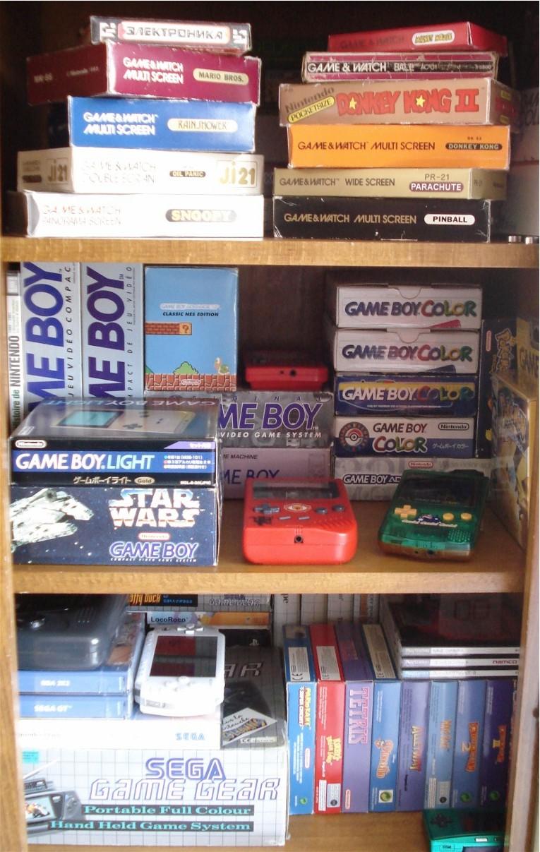 Ma p'tite collec Game Boy / Nintendo / SNK / ARCADE.. [MAJ mai 2013] Dsc00626
