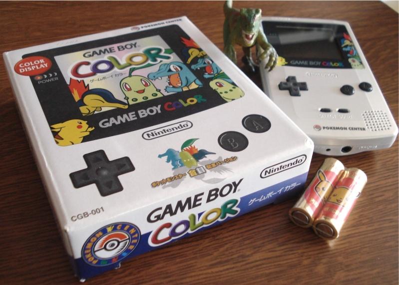 Ma p'tite collec Game Boy / Nintendo / SNK / ARCADE.. [MAJ mai 2013] Dsc00710
