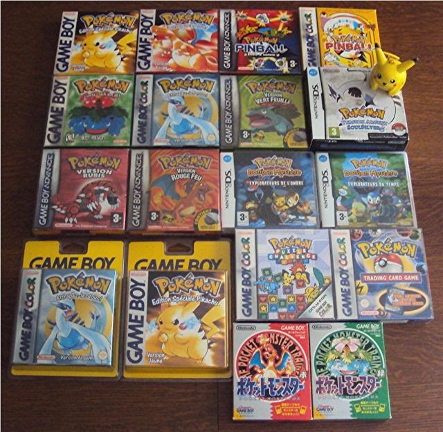 Ma p'tite collec Game Boy / Nintendo / SNK / ARCADE.. [MAJ mai 2013] - Page 3 Dsc04914