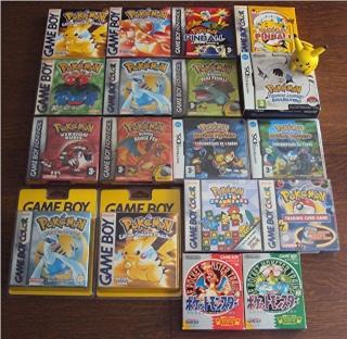 Ma p'tite collec Game Boy / Nintendo / SNK / ARCADE.. [MAJ mai 2013] Dsc04916
