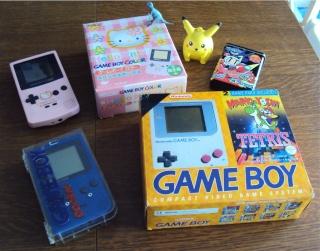 Ma p'tite collec Game Boy / Nintendo / SNK / ARCADE.. [MAJ mai 2013] Ensemb11