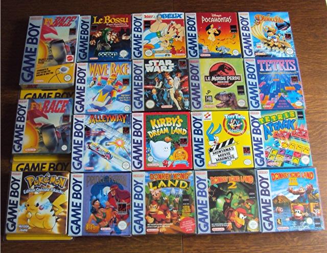 Ma p'tite collec Game Boy / Nintendo / SNK / ARCADE.. [MAJ mai 2013] - Page 4 Jeux_g10