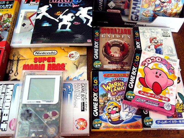 Ma p'tite collec Game Boy / Nintendo / SNK / ARCADE.. [MAJ mai 2013] - Page 4 Jeux_g13
