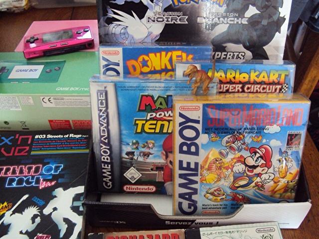 Ma p'tite collec Game Boy / Nintendo / SNK / ARCADE.. [MAJ mai 2013] - Page 4 Jeux_g14