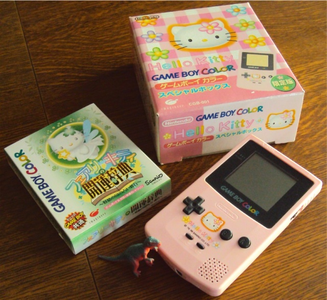 Ma p'tite collec Game Boy / Nintendo / SNK / ARCADE.. [MAJ mai 2013] Kitty110