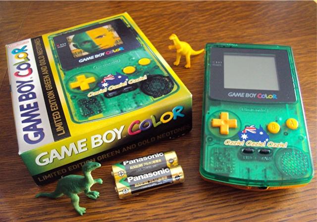 Ma p'tite collec Game Boy / Nintendo / SNK / ARCADE.. [MAJ mai 2013] - Page 2 Ozzie_10