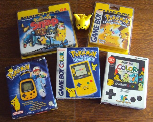 Ma p'tite collec Game Boy / Nintendo / SNK / ARCADE.. [MAJ mai 2013] Pika_111