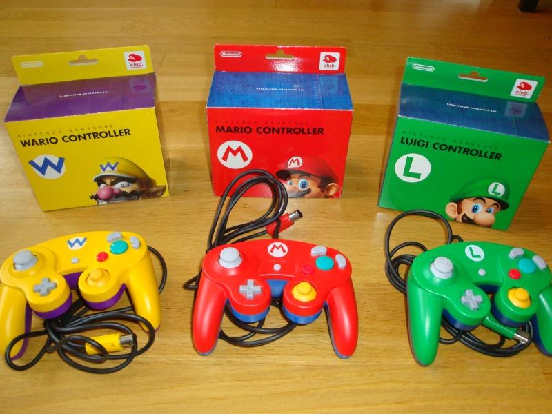 Collection Club Nintendo (tous territoires confondus) Dsc02225